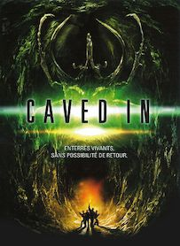 Affiche du film CAVED IN