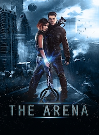 Affiche du film THE ARENA