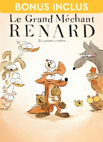 Affiche du film LE GRAND MÉCHANT RENARD