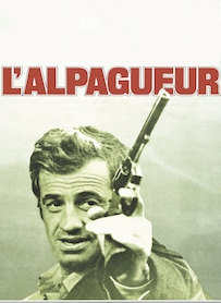 Affiche du film L ALPAGUEUR (VERSION RESTAURÉE)