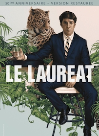 Affiche du film LE LAURÉAT (VERSION RESTAURÉE)