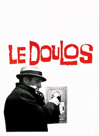 Affiche du film LE DOULOS (VERSION RESTAURÉE)