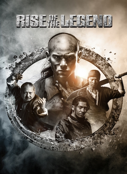 Affiche du film RISE OF THE LEGEND