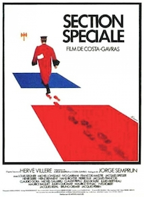 Affiche du film SECTION SPECIALE