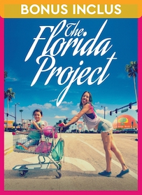 Affiche du film THE FLORIDA PROJECT