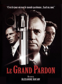 Affiche du film Le grand pardon
