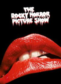 Affiche du film THE ROCKY HORROR PICTURE SHOW