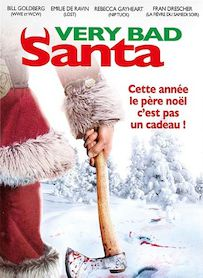 Affiche du film VERY BAD SANTA