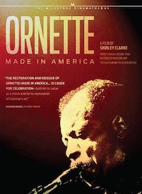 Affiche du film ORNETTE : MADE IN AMERICA