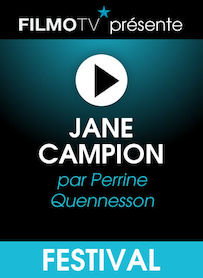 Affiche du film JANE CAMPION