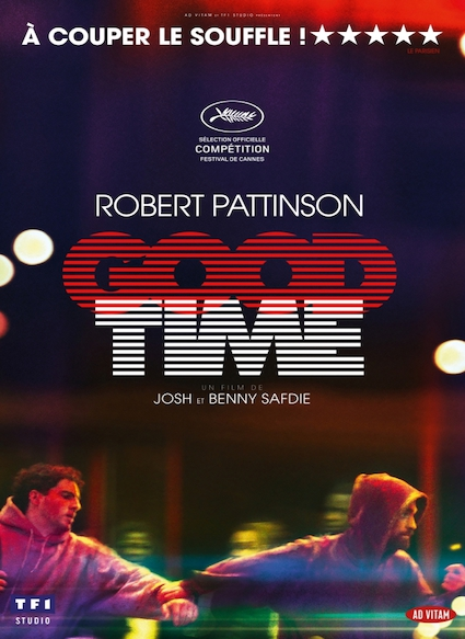 Affiche du film GOOD TIME