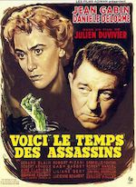 VOICI LE TEMPS DES ASSASSINS... (1956)