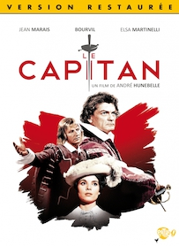 Affiche du film LE CAPITAN (VERSION RESTAURÉE)
