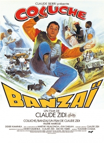 Affiche du film BANZAI (VERSION RESTAURÉE)