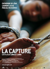 Affiche du film LA CAPTURE