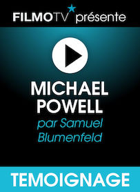 Affiche du film MICHAEL POWELL