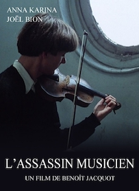 Affiche du film L ASSASSIN MUSICIEN