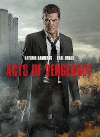 Affiche du film ACTS OF VENGEANCE