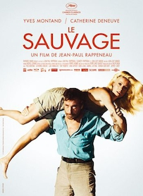 Affiche du film LE SAUVAGE (VERSION RESTAURÉE)