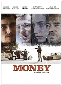 Affiche du film MONEY