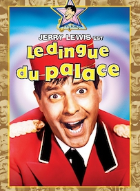 Affiche du film LE DINGUE DU PALACE