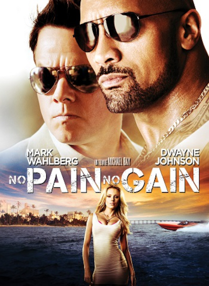 Affiche du film NO PAIN NO GAIN