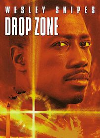 Affiche du film DROP ZONE