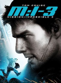 Affiche du film MISSION : IMPOSSIBLE III