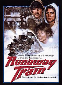 Affiche du film RUNAWAY TRAIN