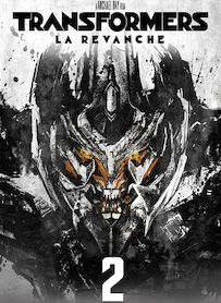 Affiche du film TRANSFORMERS : LA REVANCHE