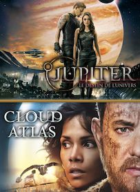 Affiche du film PACK WACHOWSKI (CLOUD ATLAS - JUPITER : LE DESTIN DE L UNIVERS)