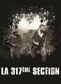 Affiche du film LA 317E SECTION (VERSION RESTAURÉE)