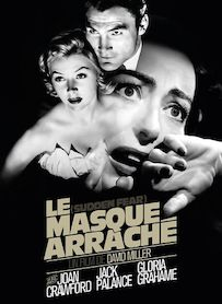 Affiche du film LE MASQUE ARRACHÉ