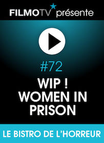 Affiche du film WIP !! (WOMEN IN PRISON)