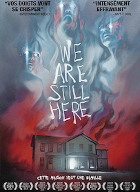 Affiche du film WE ARE STILL HERE