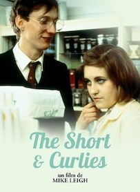 Affiche du film THE SHORT AND CURLIES