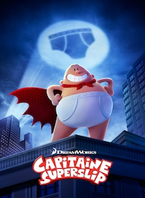 Affiche du film CAPITAINE SUPERSLIP