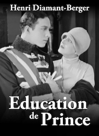 Affiche du film EDUCATION DE PRINCE