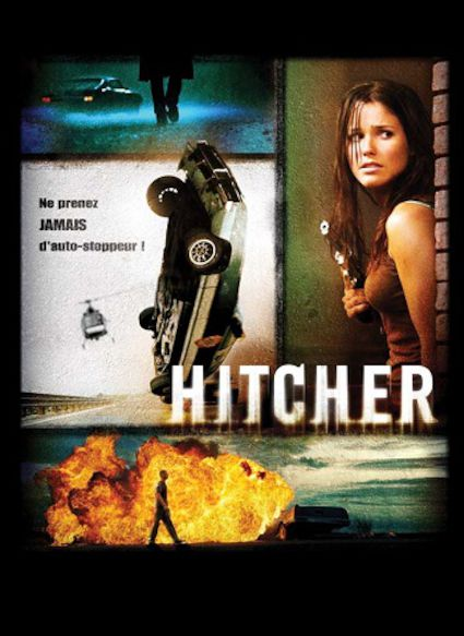 Affiche du film THE HITCHER