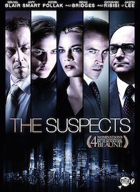 Affiche du film THE SUSPECTS