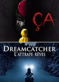 Affiche du film PACK STEPHEN KING (CA - DREAMCATCHER)