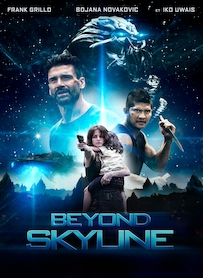 Affiche du film BEYOND SKYLINE