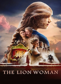 Affiche du film LION WOMAN