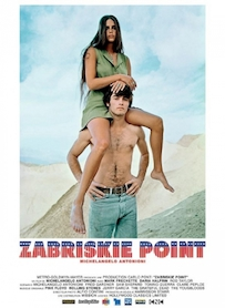 Affiche du film Zabriskie Point