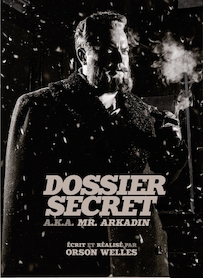Affiche du film DOSSIER SECRET