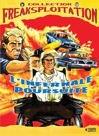 Affiche du film L INFERNALE POURSUITE