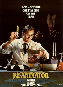 Affiche du film RE-ANIMATOR