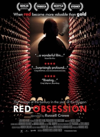Affiche du film RED OBSESSION
