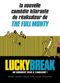 Affiche du film LUCKY BREAK