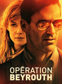 Affiche du film OPERATION BEYROUTH